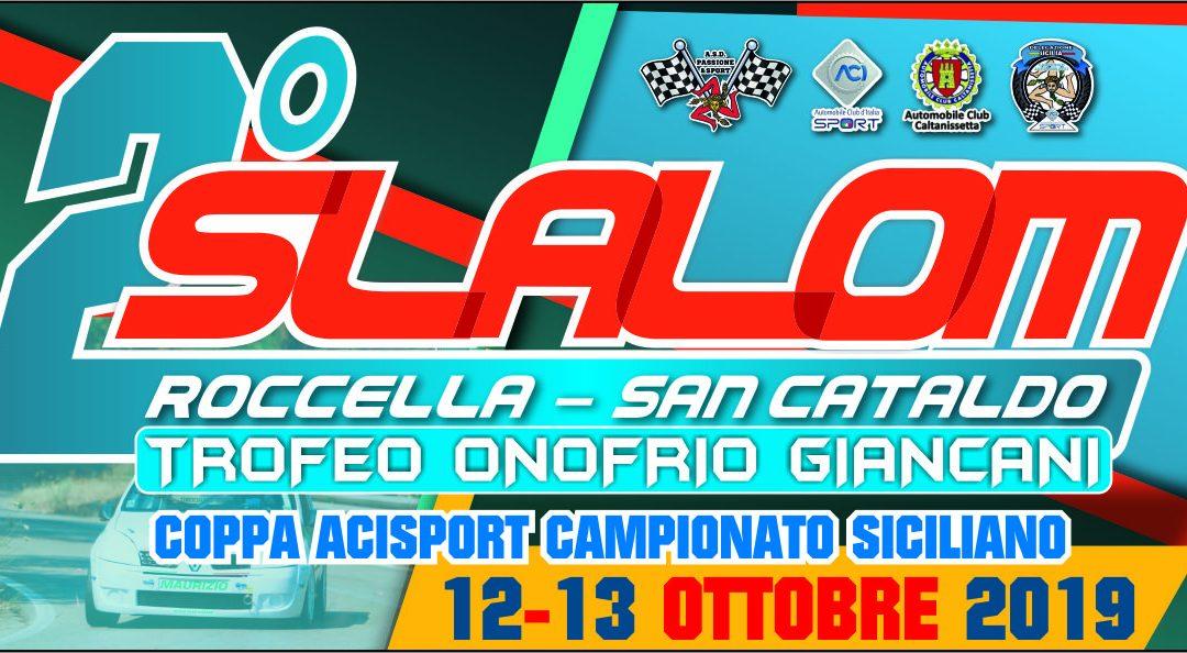 Pronto il 2° Slalom Roccella – San Cataldo