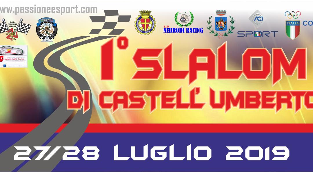 Pronto il 1° Slalom di Castell'Umberto