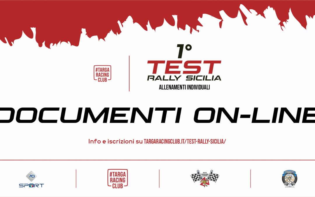 1° Test Rally Sicilia: Macchina Organizzativa a Pieno Ritmo