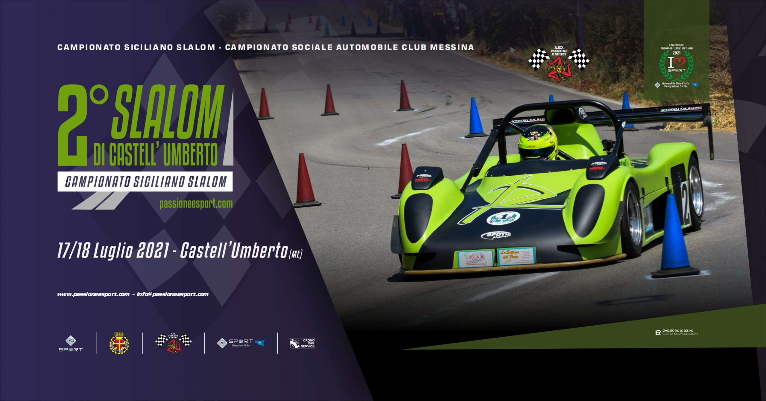 2° Slalom di Castell'Umberto
